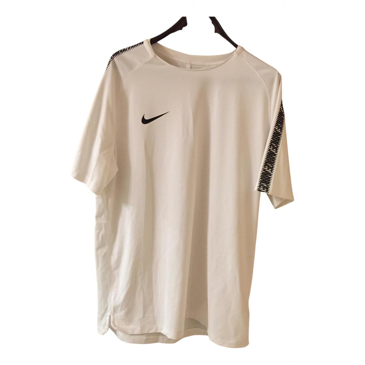 Nike - Tee shirts   pour homme - blanc