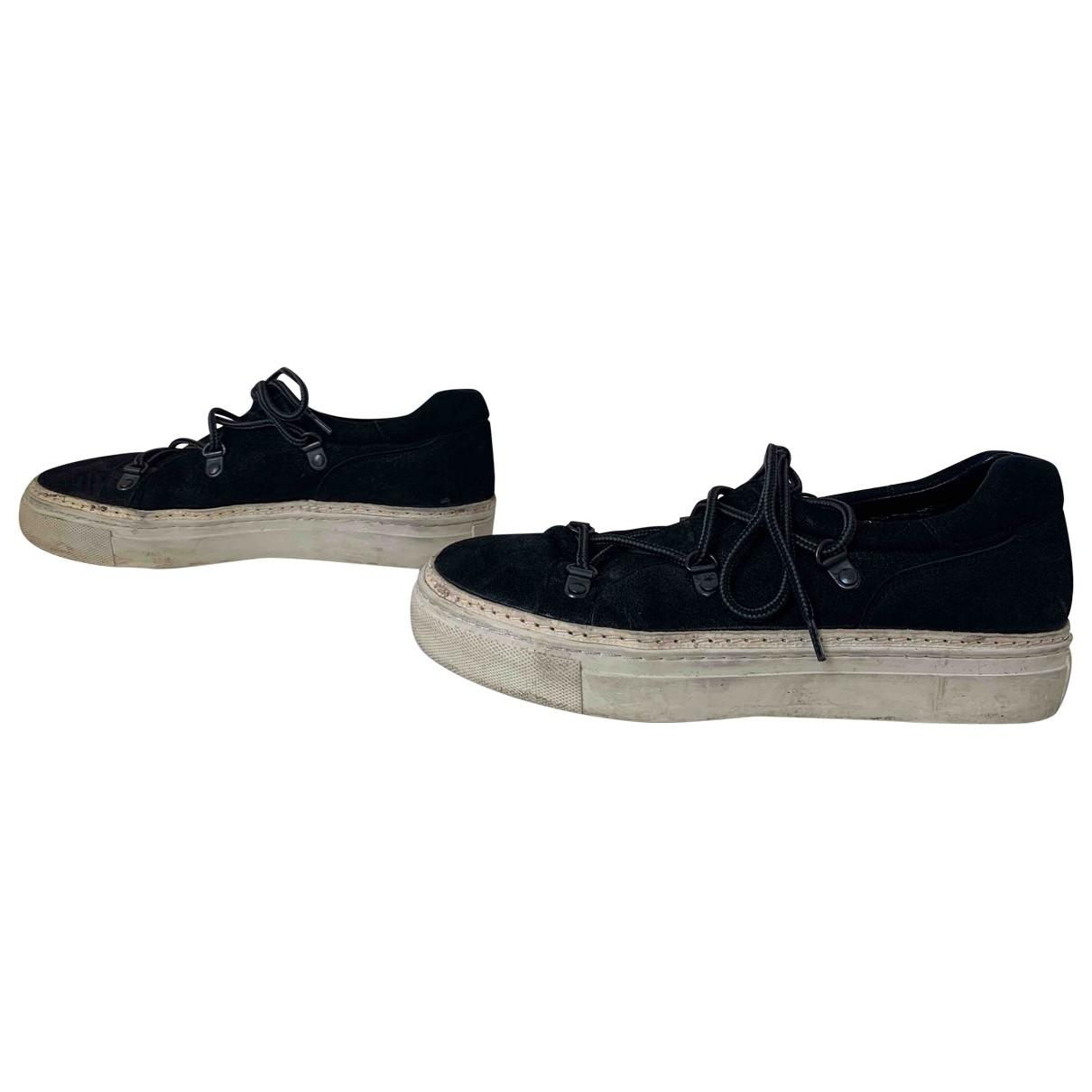 A.f.vandevorst \N Sneakers in  Schwarz Leder