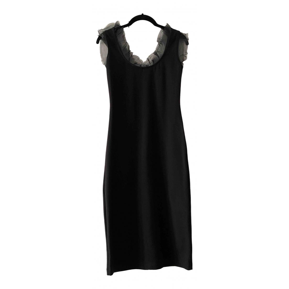 Red Valentino Garavani \N Black dress for Women XS International