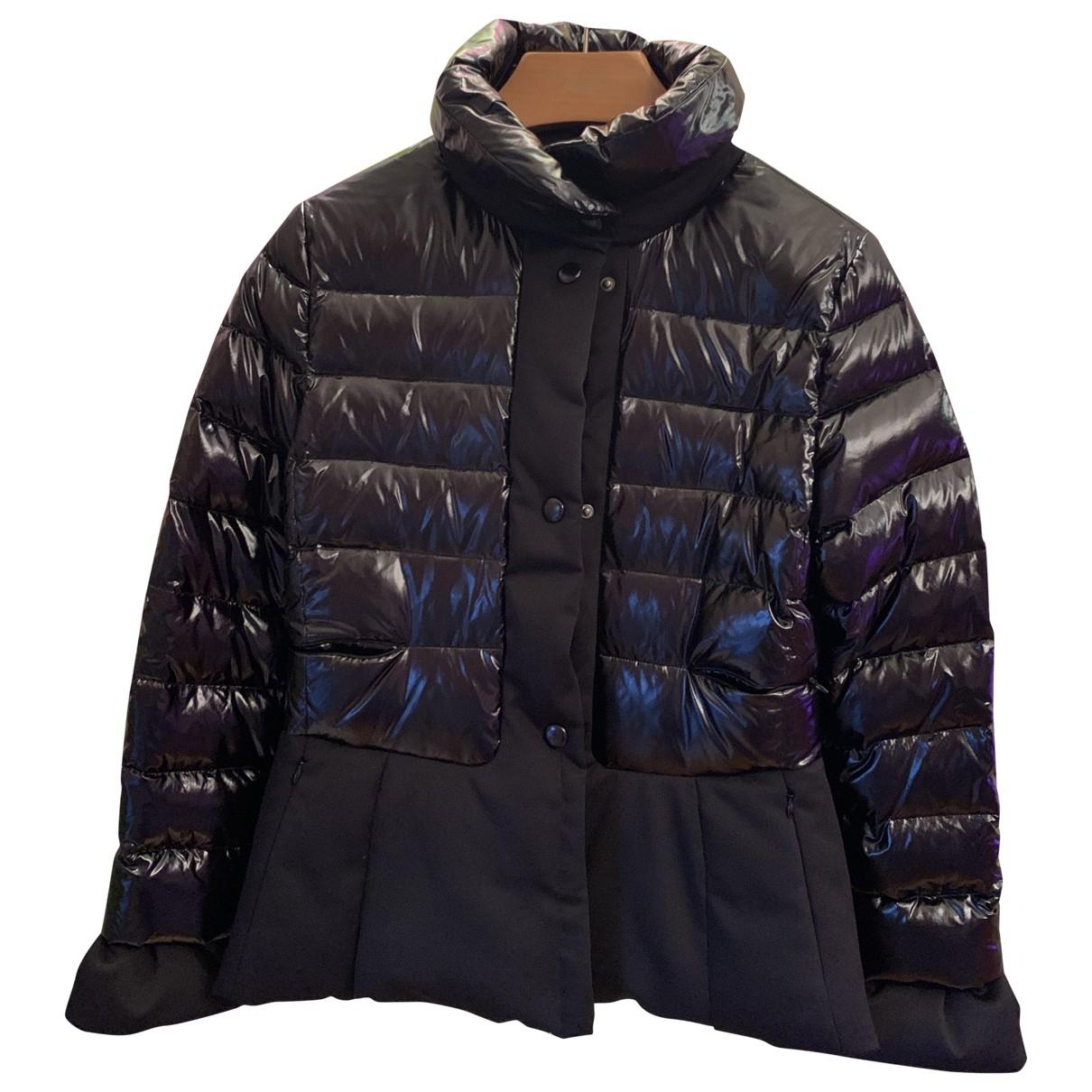 Emporio Armani - Manteau   pour femme - noir