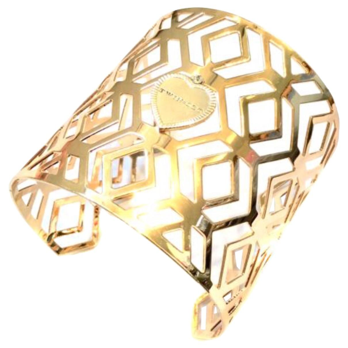 Twin Set \N Armband in  Gold Metall