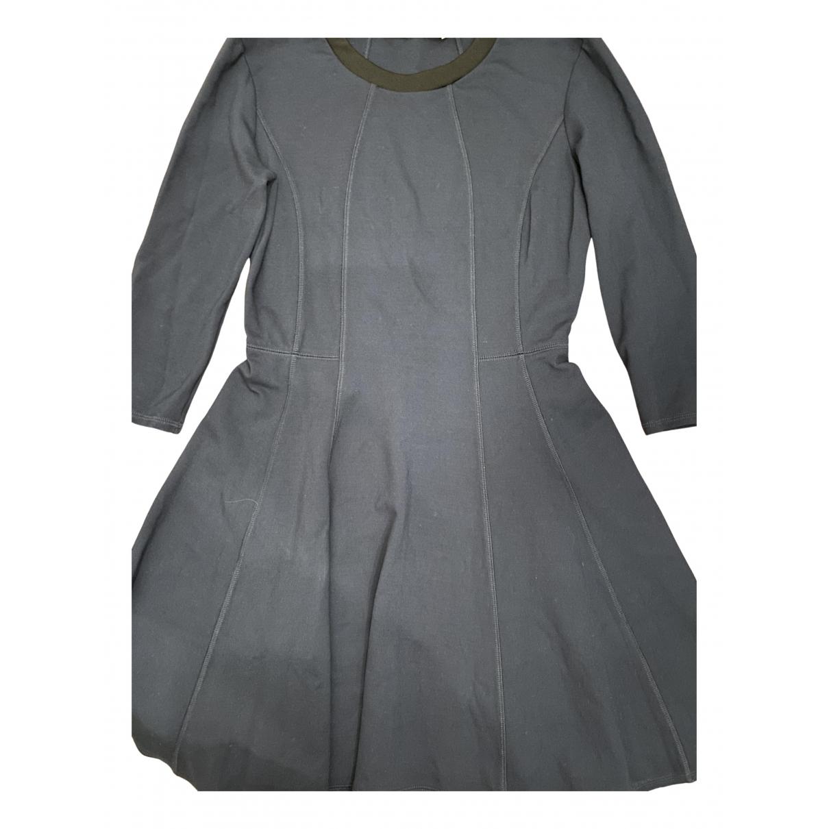Sport Max \N Kleid in  Blau Viskose