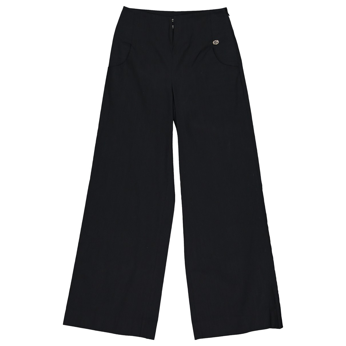Pantalon largo Chanel
