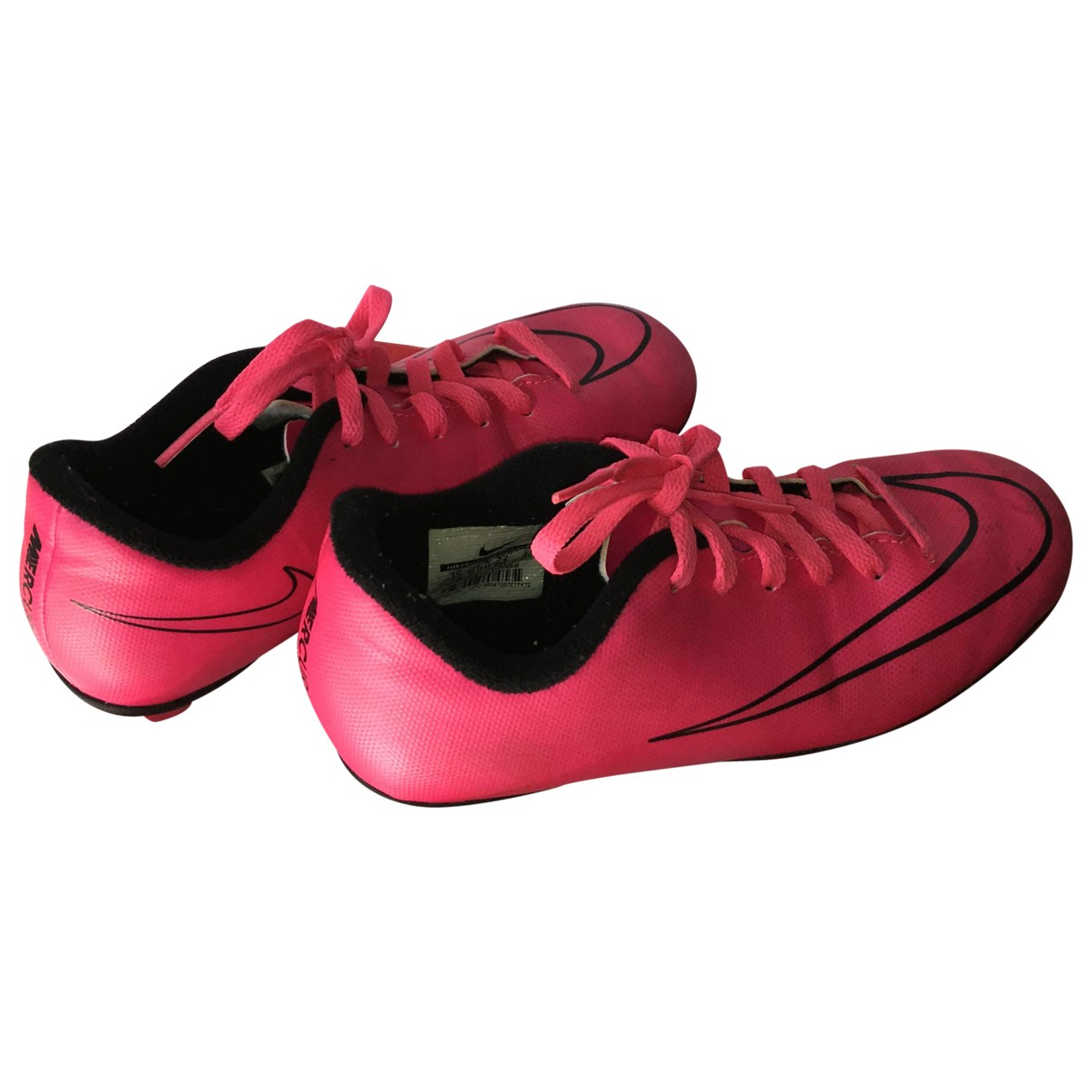 Nike N Pink Trainers for Kids 34 FR