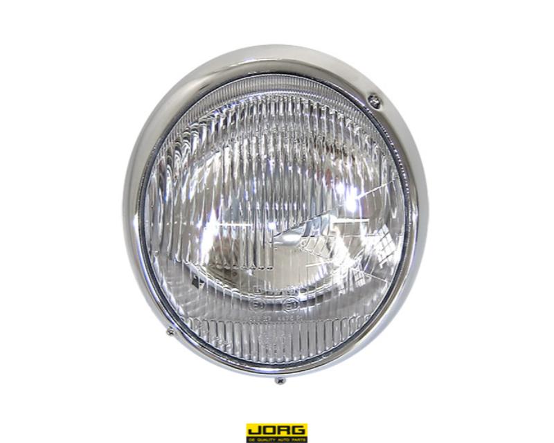 Jorg Auto Parts 901-631-101-00 Headlight Assembly Porsche Left 1965-1967