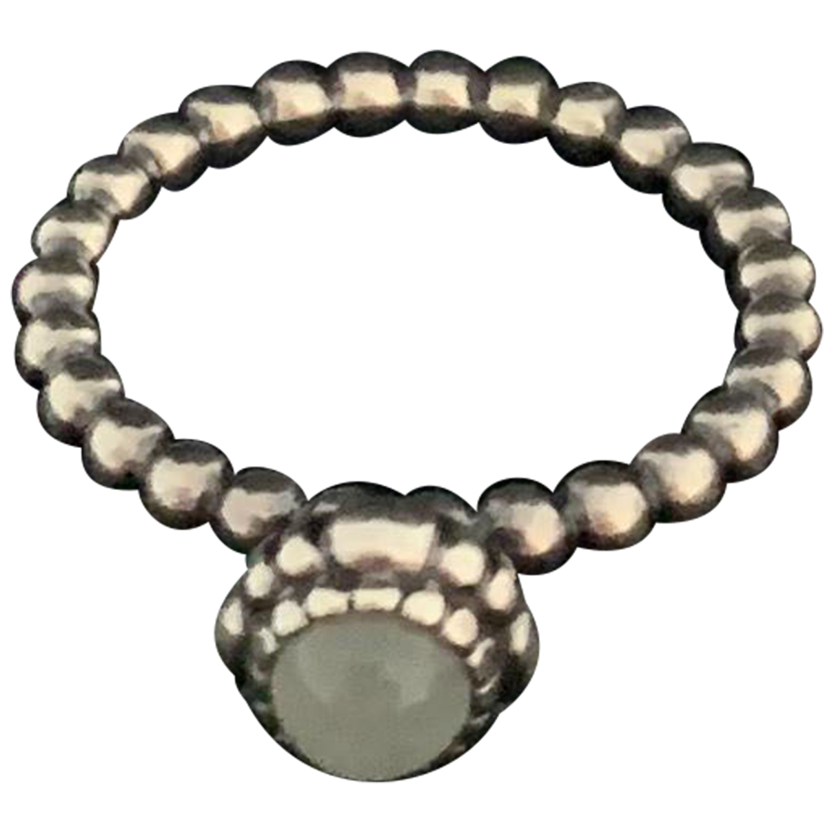Pandora \N Silver Silver ring for Women 54 EU