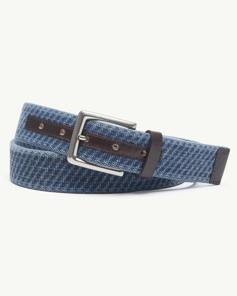 Canvas Webbed Belt