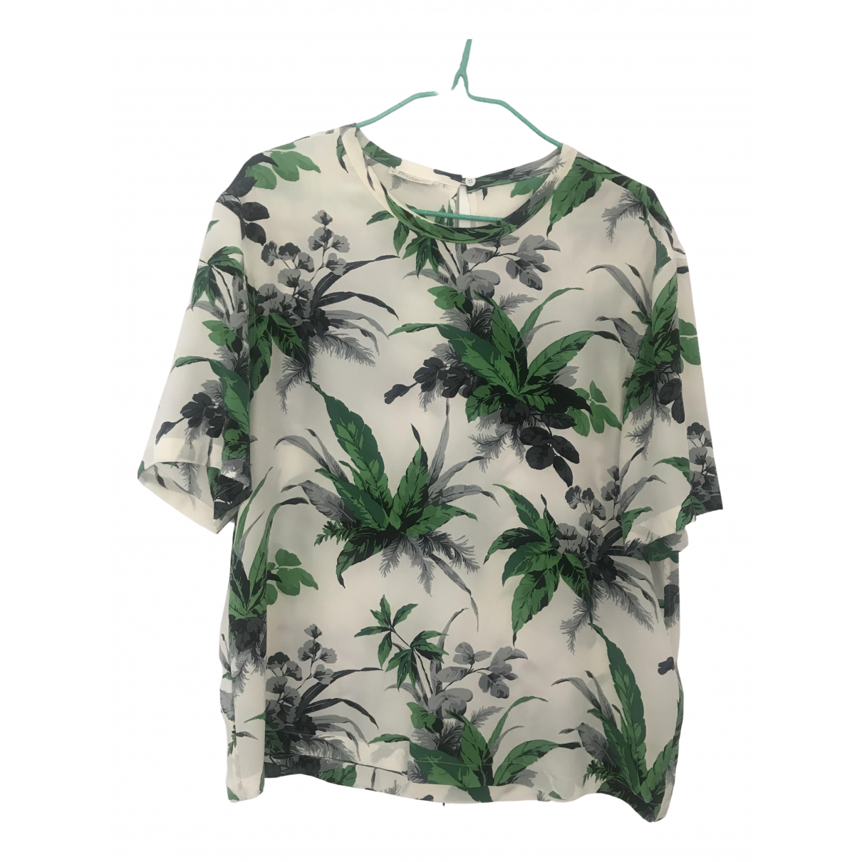 Camisa de Seda Equipment