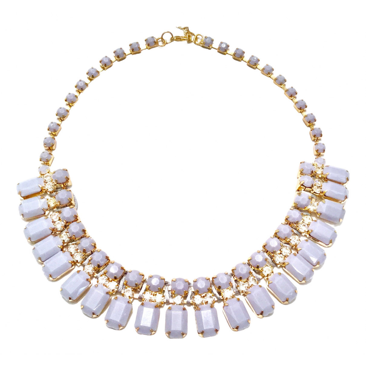 Yves Saint Laurent \N Gold Metal necklace for Women \N