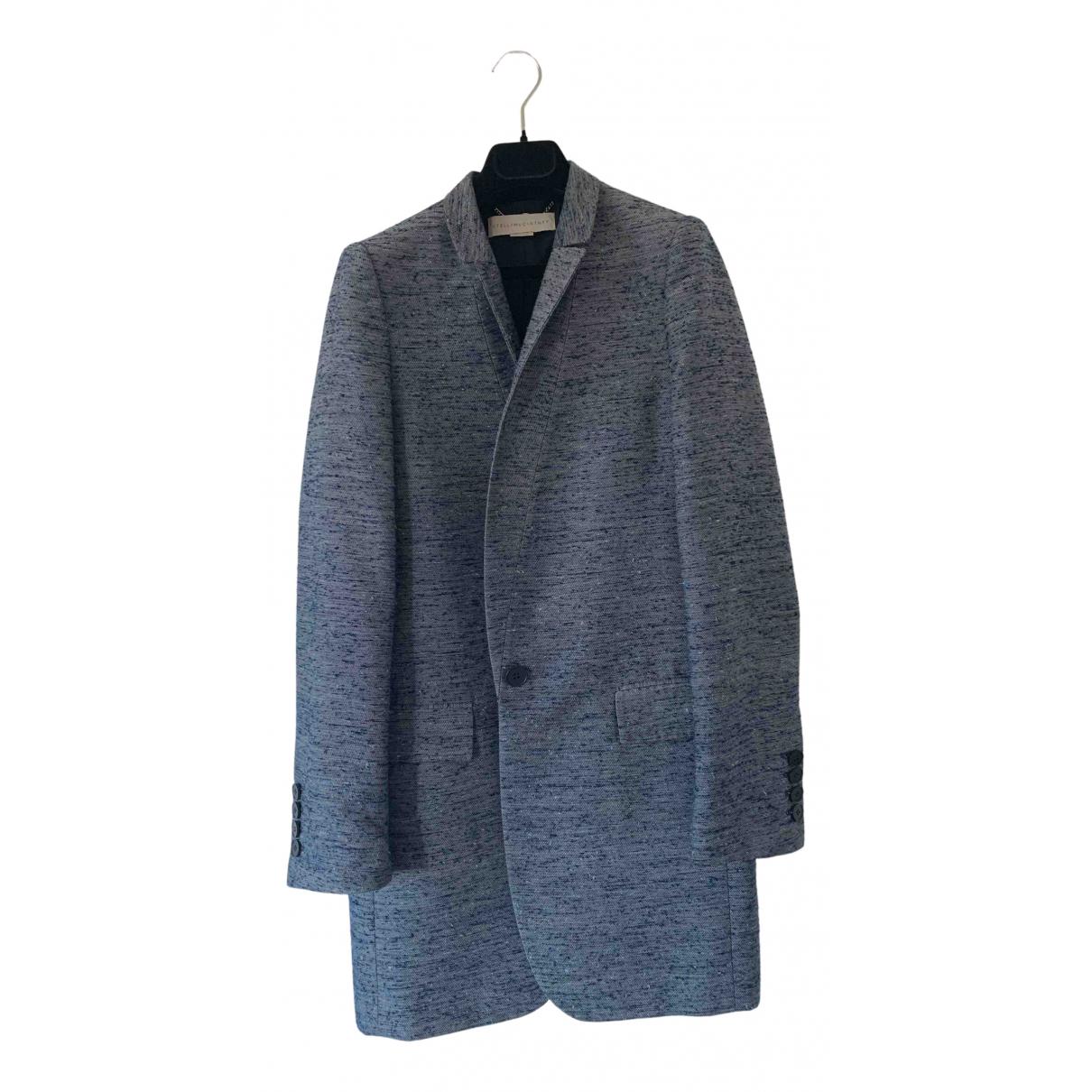 Stella Mccartney - Manteau   pour femme - turquoise