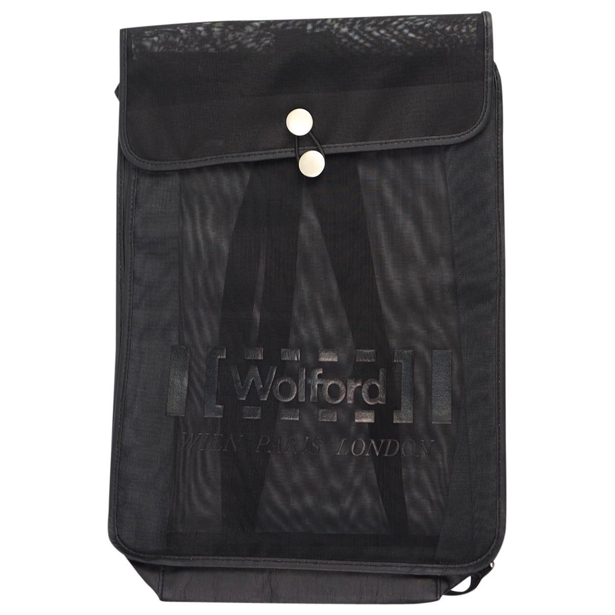Wolford \N Black backpack for Women \N