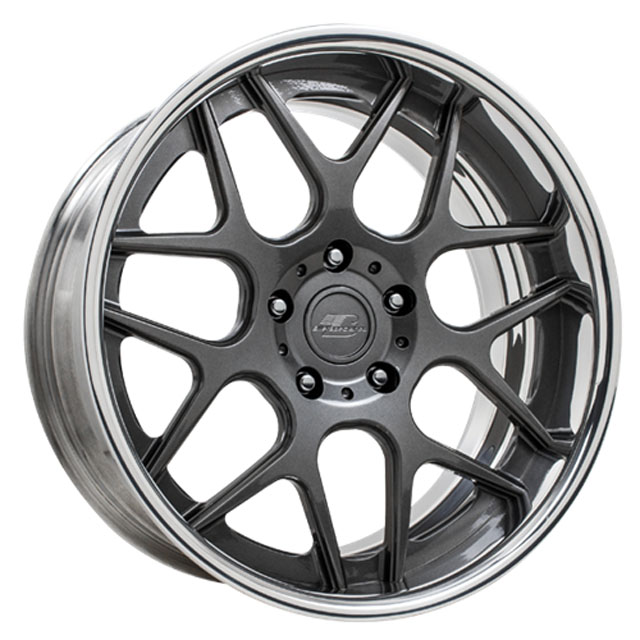 Billet Specialties MT45225Custom Wedge Concave Shallow Wheel 22x10.5