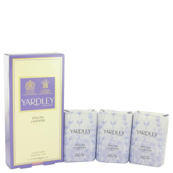 English Lavender - Yardley London Jabon 3 x 100 g