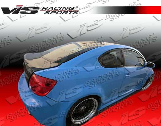 VIS Racing 05SNTC2DCSL-020C Carbon Fiber CSL Hatch Trunk Lid Scion TC 07-08