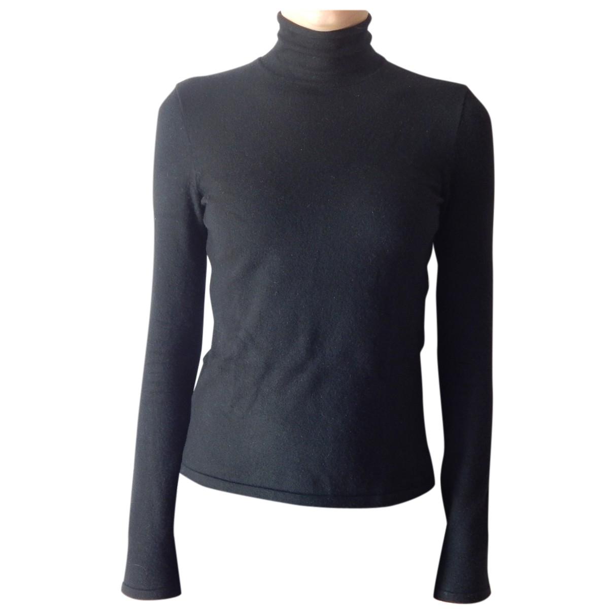Ralph Lauren Purple Label N Black Cashmere Knitwear for Women M International