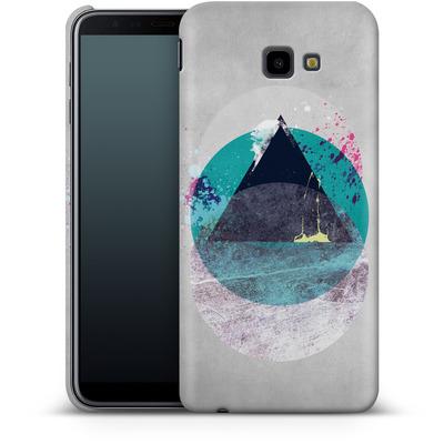 Samsung Galaxy J4 Plus Smartphone Huelle - Minimalism 10 von Mareike Bohmer