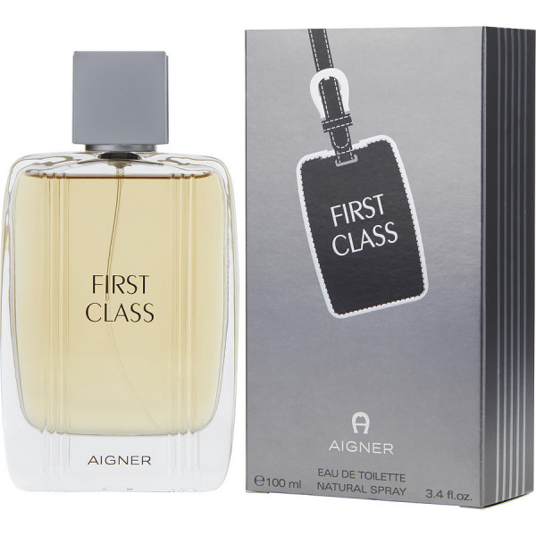 Aigner First Class - Etienne Aigner Eau de Toilette Spray 100 ml