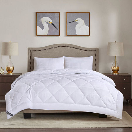 Madison Park Midweight Down Alternative Wrinkle Resistant Comforter, One Size , White