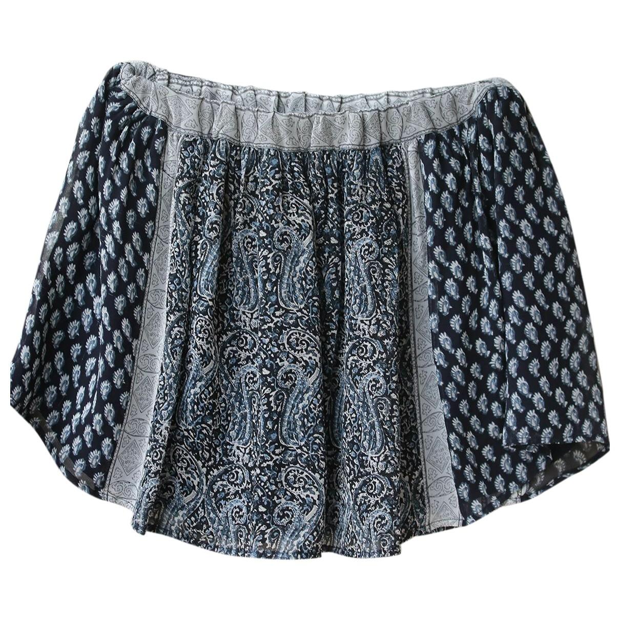 Mini falda de Seda Ulla Johnson