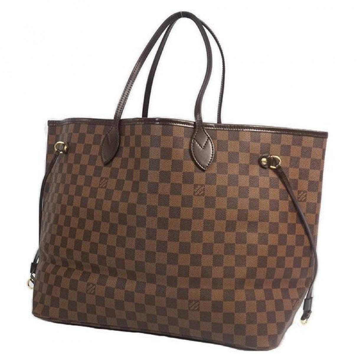 Louis Vuitton \N White Cloth handbag for Women \N