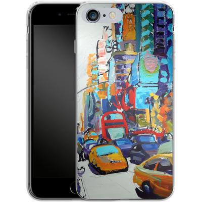 Apple iPhone 6s Plus Silikon Handyhuelle - Busboys Lament von Tom Christopher