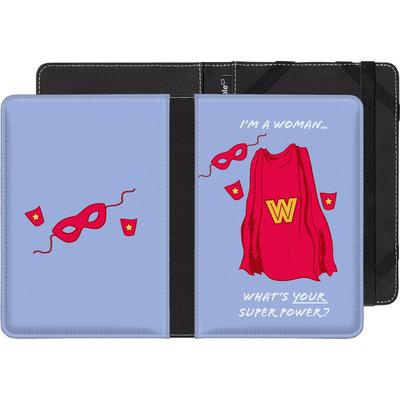 Amazon Kindle eBook Reader Huelle - Superpower von caseable Designs