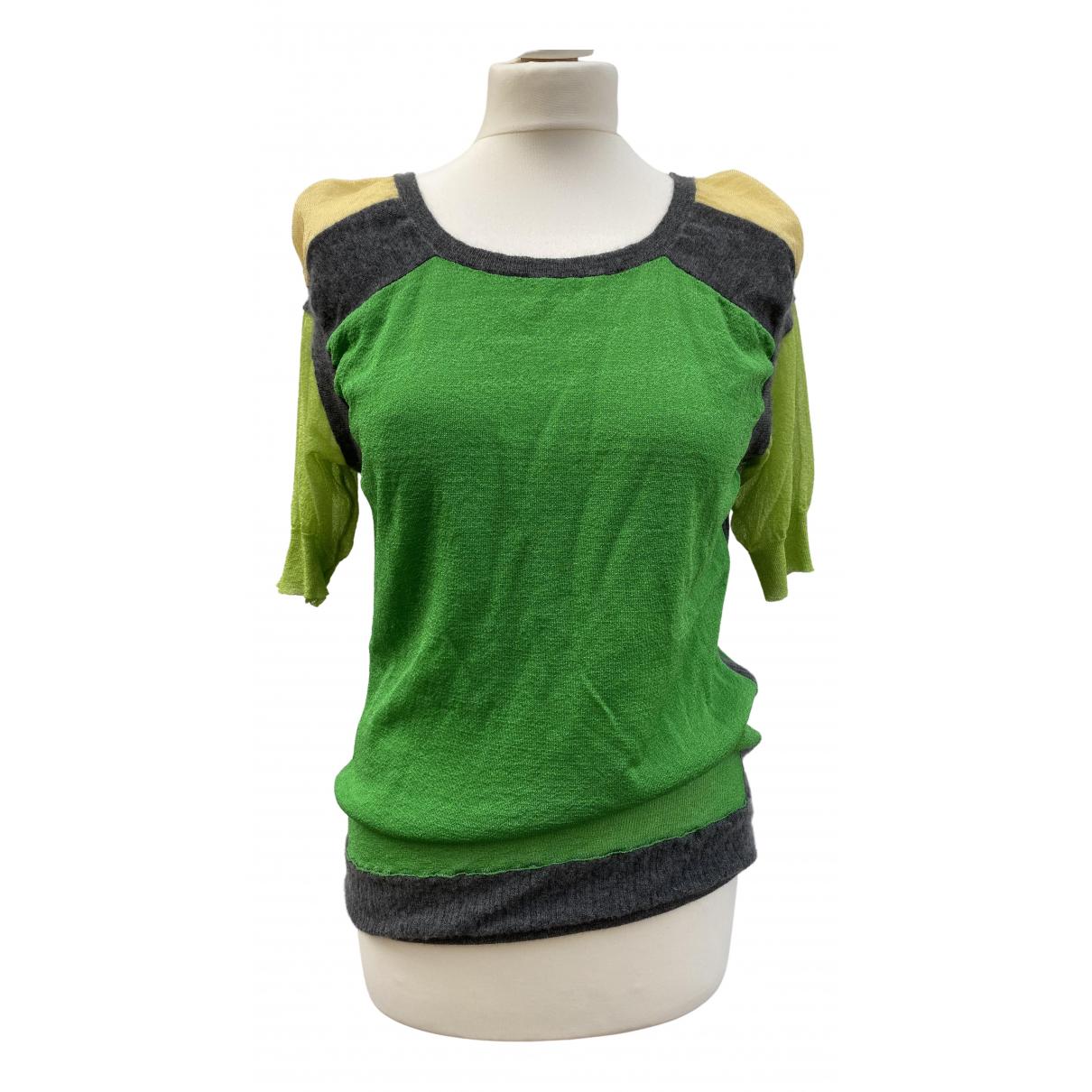 Marni - Top   pour femme - vert