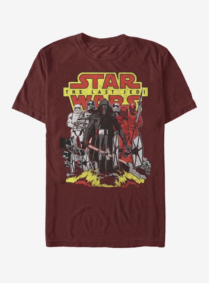 Star Wars First Order Defense T-Shirt