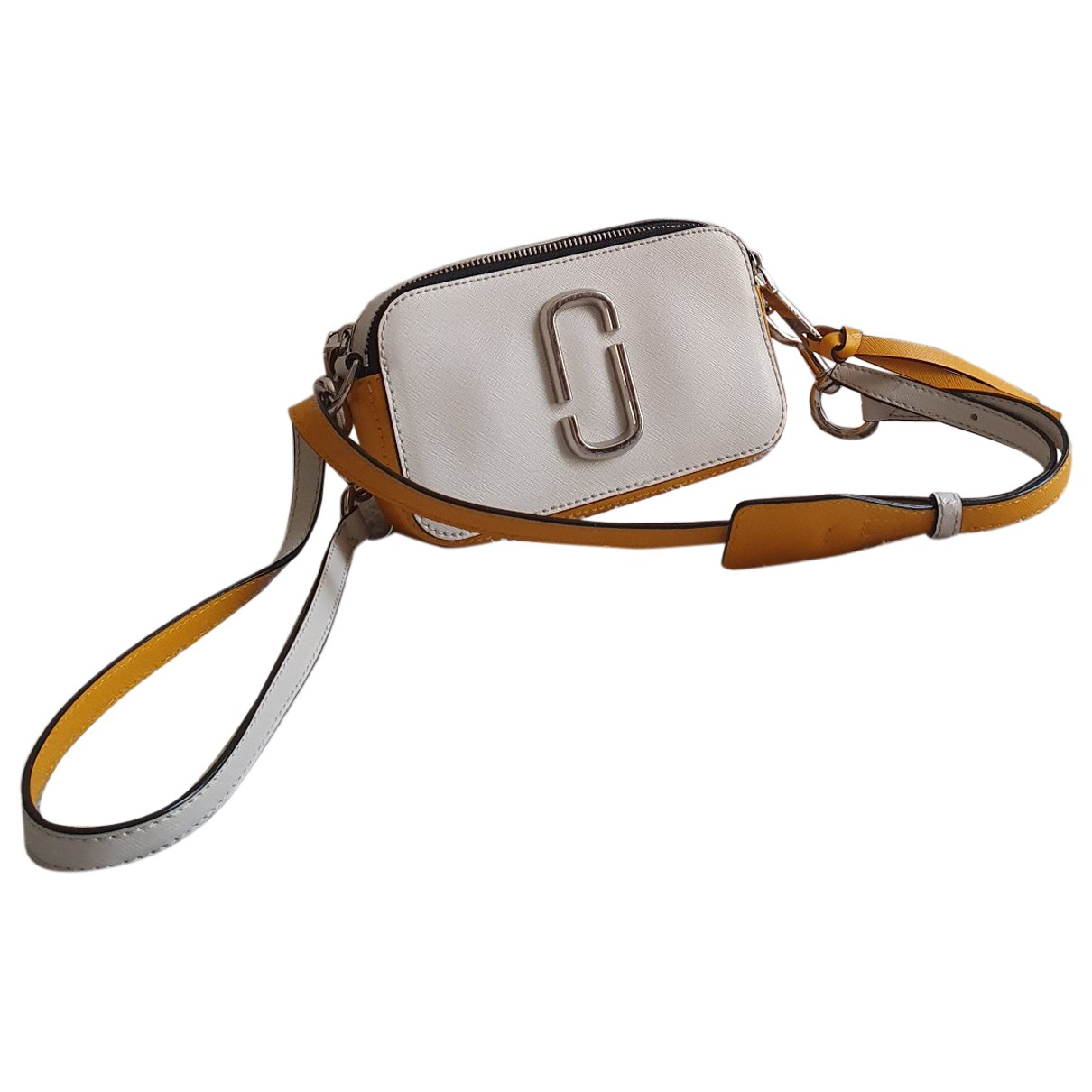 Marc Jacobs Snapshot Beige Leather handbag for Women \N