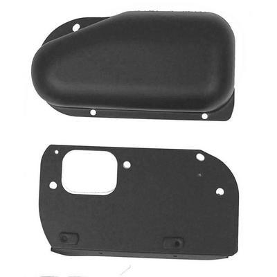 Omix-ADA Wiper Motor Cover Plate Kit - 19135.01