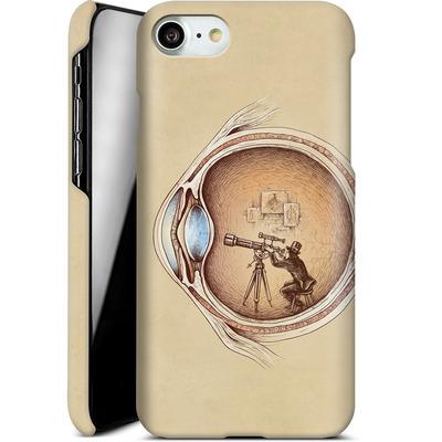 Apple iPhone 8 Smartphone Huelle - Extraordinary Observer von Enkel Dika