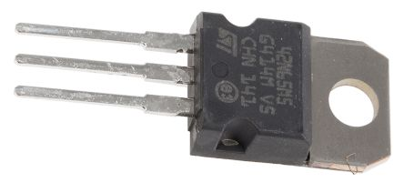 STMicroelectronics N-Channel MOSFET, 33 A, 650 V, 3-Pin TO-220  STP42N65M5
