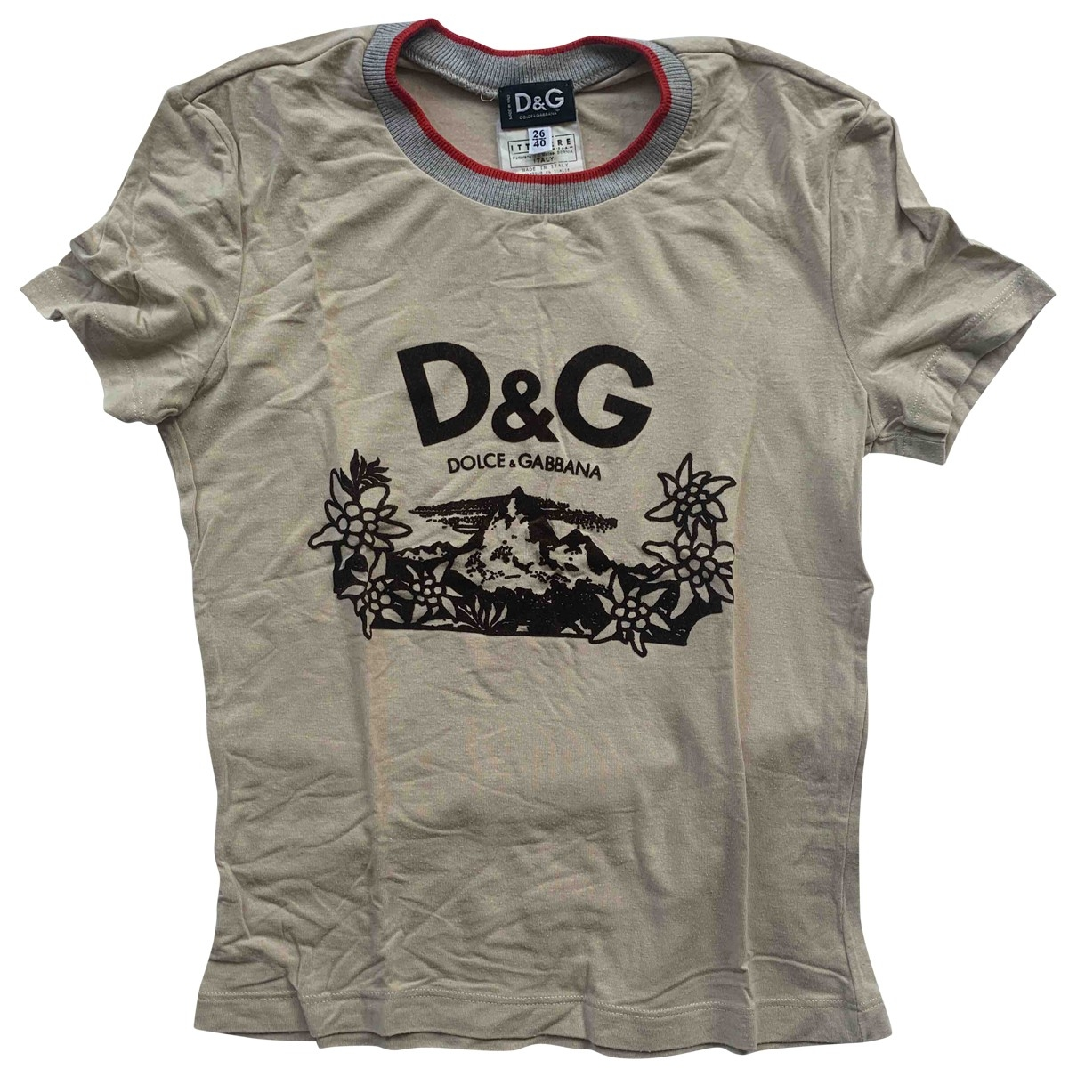 Camiseta D&g