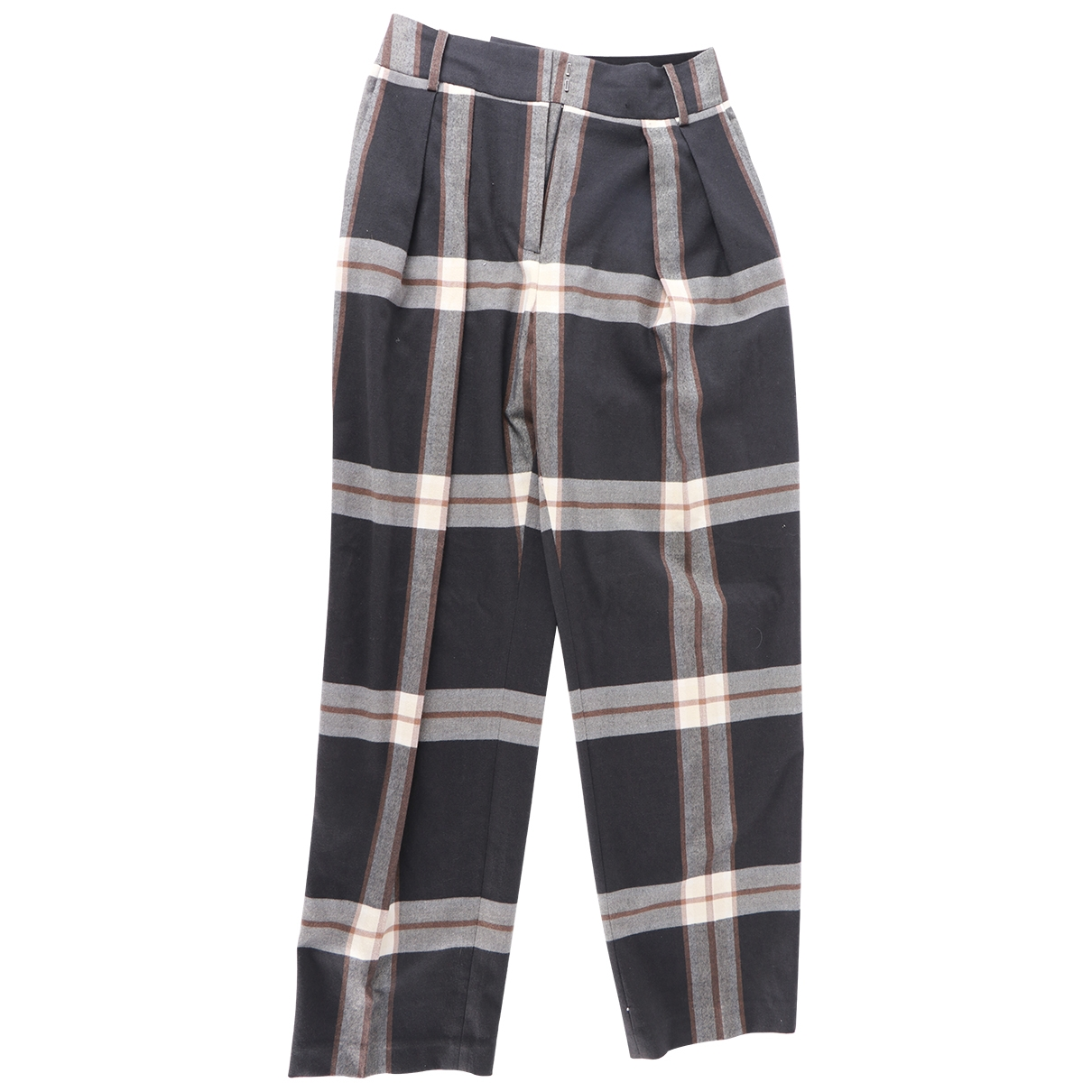 By Malene Birger \N Multicolour Trousers for Women 36 FR