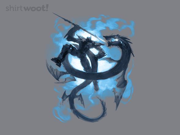 Thunder Dragon T Shirt
