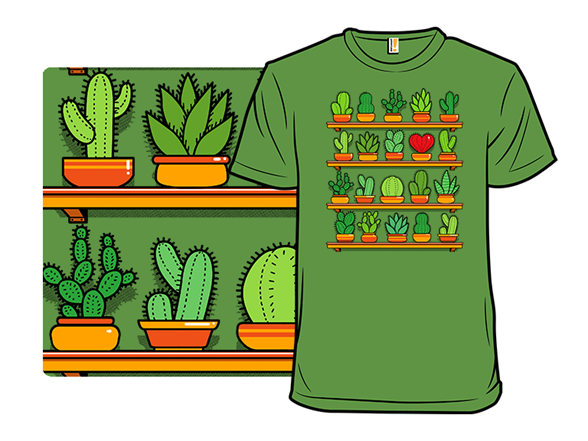 Love Can Be Prickly T Shirt