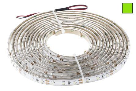 RS PRO LED Flexible Strip, Green, IP65 5m
