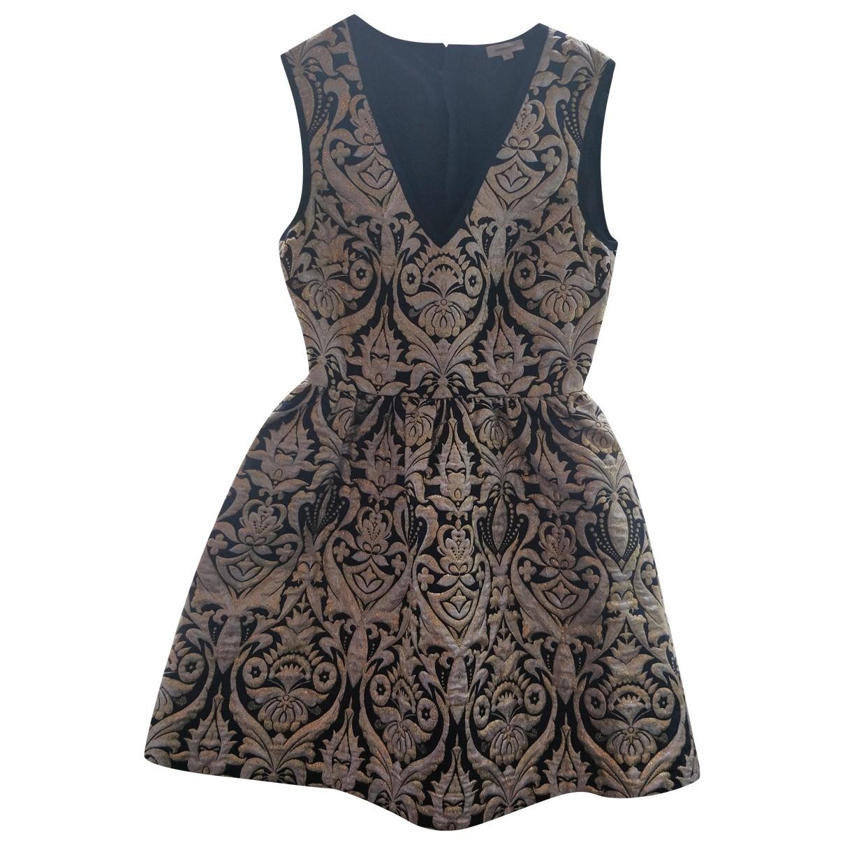 Manoush \N Gold dress for Women 36 FR