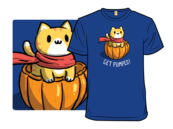 Get Pumped For Fall T Shirt