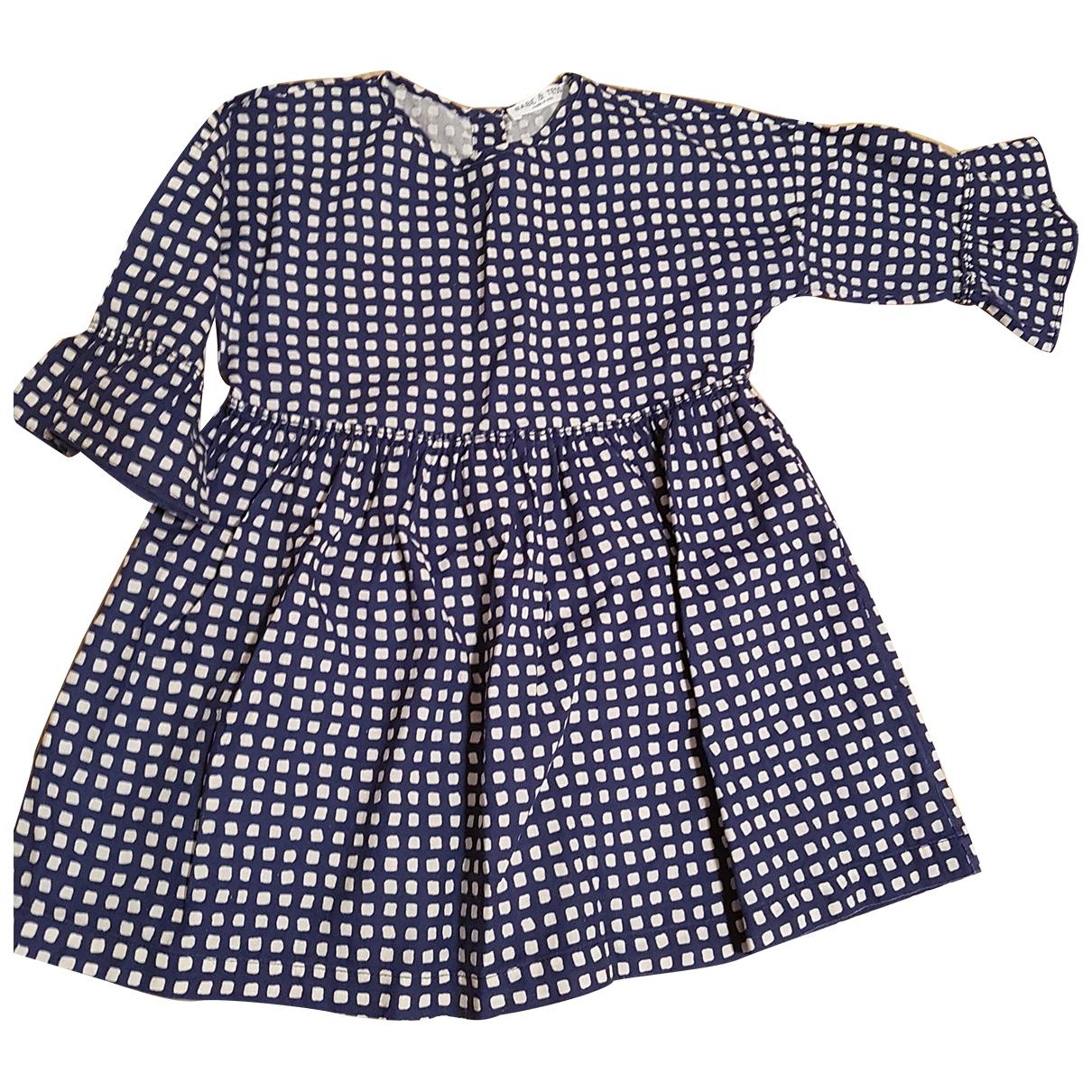 Babe & Tess \N Kleid in  Bunt Baumwolle