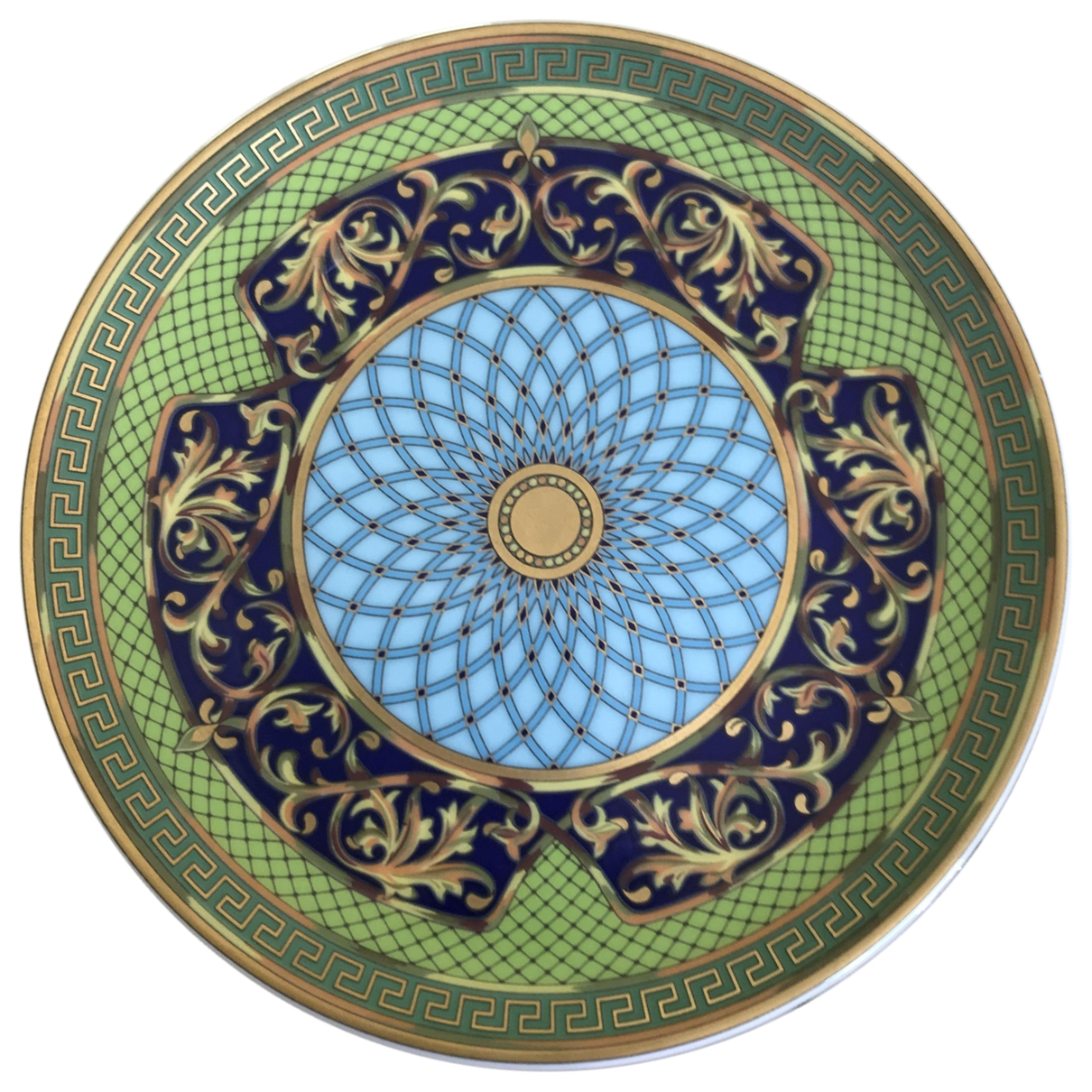 Versace - Arts de la table   pour lifestyle en porcelaine - multicolore