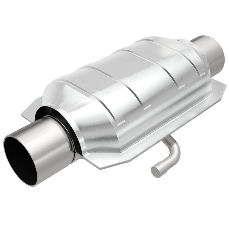 MagnaFlow 94115 Exhaust Products Universal Catalytic Converter - 2.25in.