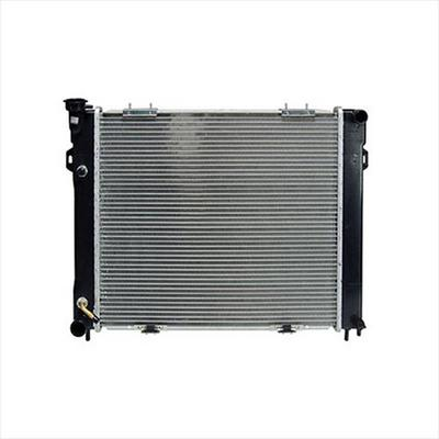 Omix-ADA Replacement 2 Core Radiator for 4.0L 6 Cylinder Engine with Automatic Transmission - 17101.23