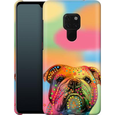 Huawei Mate 20 Smartphone Huelle - Bulldog von Mark Ashkenazi