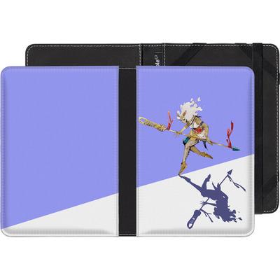 Pocketbook Touch Lux eBook Reader Huelle - Basutetta von Boell Oyino