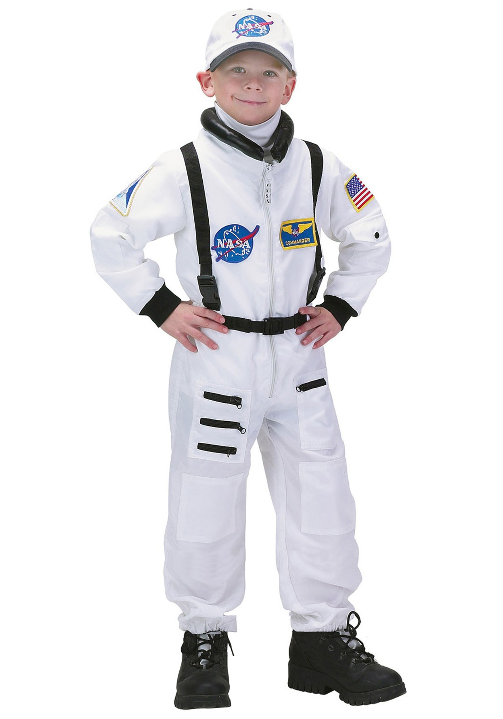 Astronaut Suit Costume for Kids