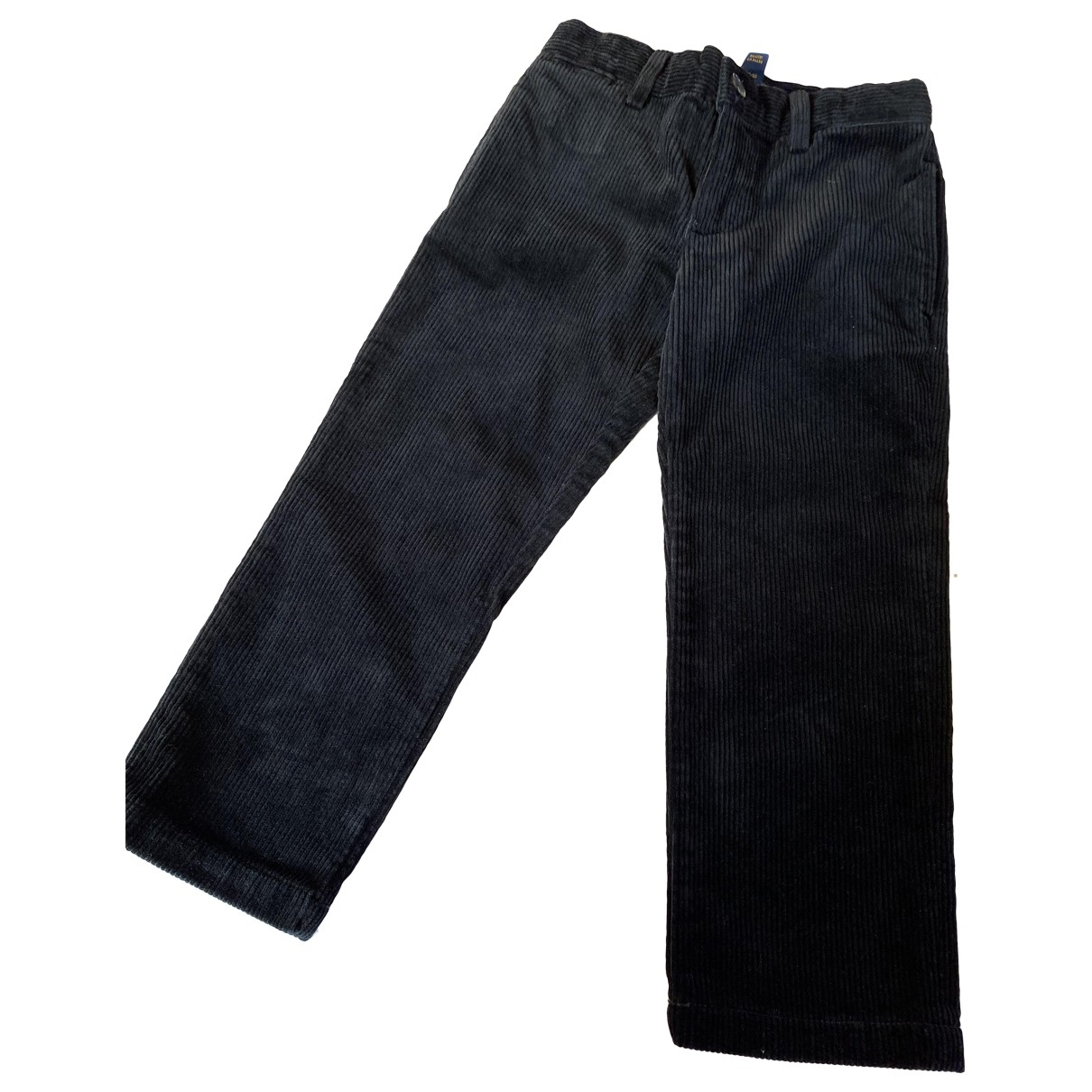 Polo Ralph Lauren \N Black Cotton Trousers for Kids 3 years - until 39 inches UK