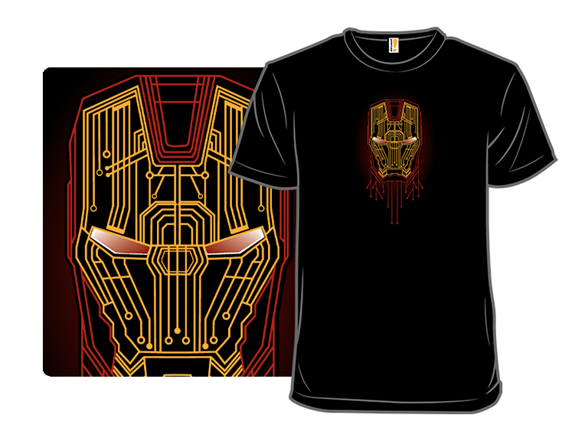 Iron Circuit T Shirt