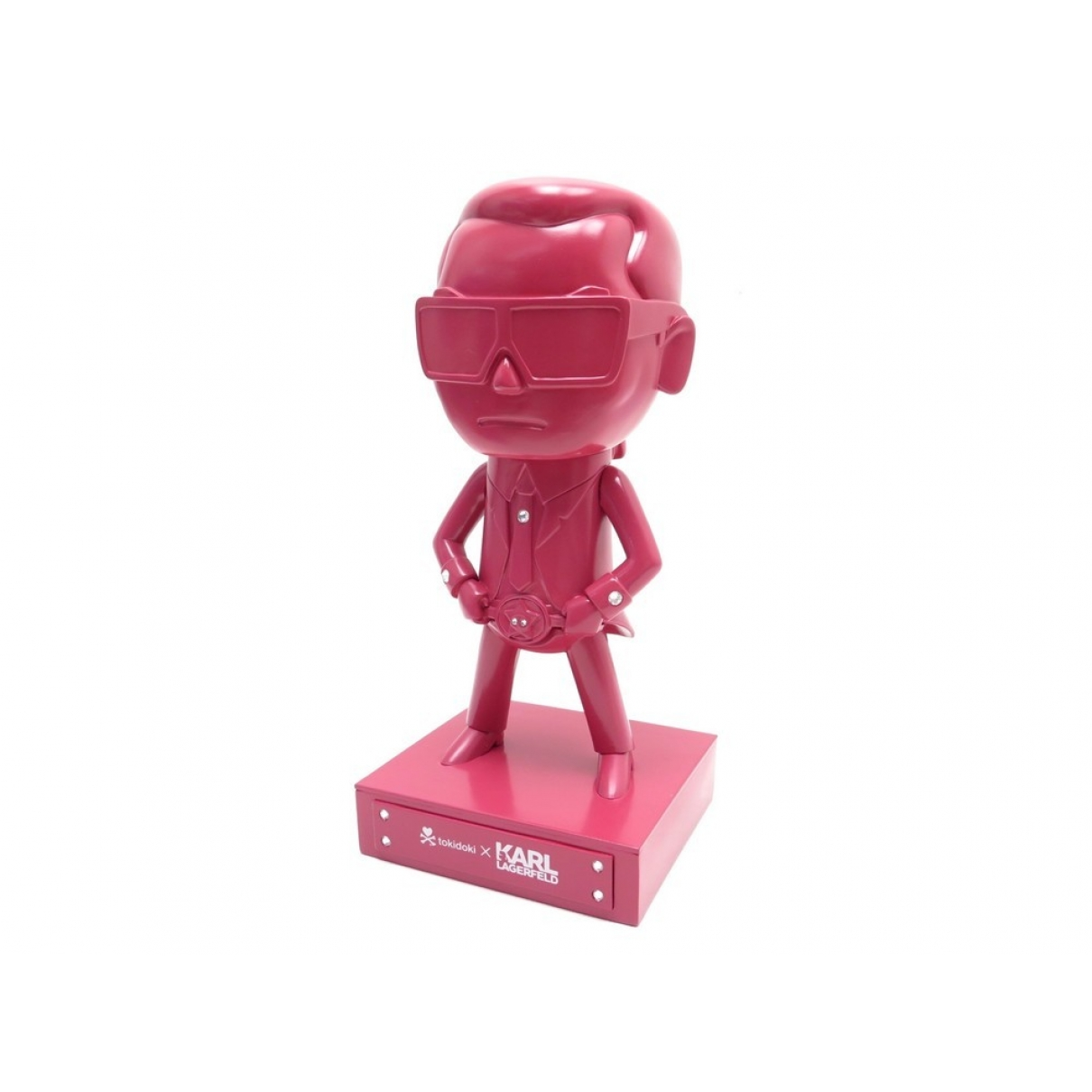 Karl Lagerfeld - Objets & Deco   pour lifestyle - rose