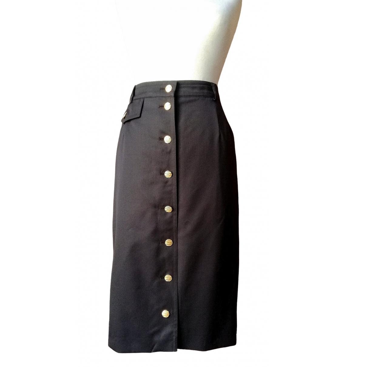 Escada \N Khaki Cotton skirt for Women 38 FR